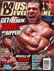 Muscular Development Magazine